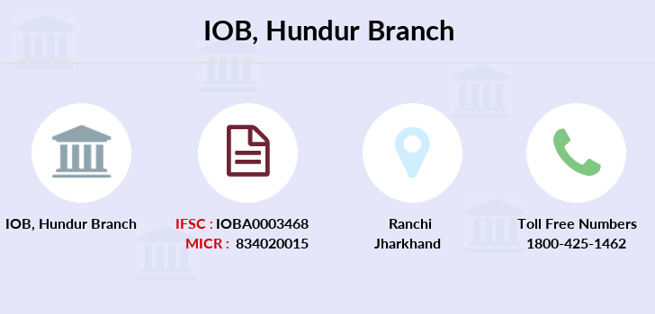 Indian-overseas-bank Hundur branch