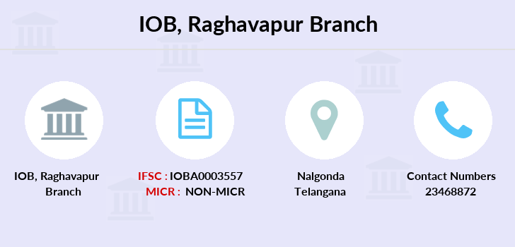 Indian-overseas-bank Raghavapur branch