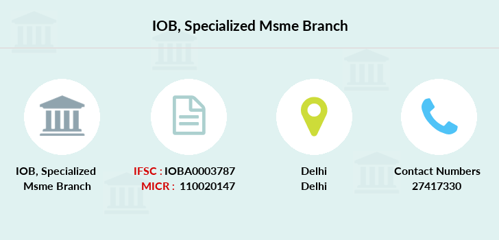 Indian-overseas-bank Specialized-msme branch