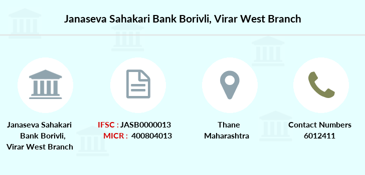 Janaseva-sahakari-bank-borivli Virar-west branch