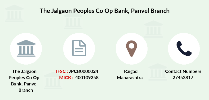The-jalgaon-peoples-co-op-bank Panvel branch