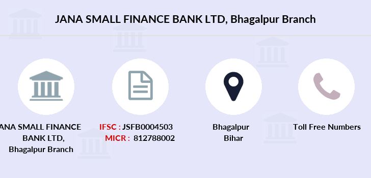 Jana-small-finance-bank-ltd Bhagalpur branch