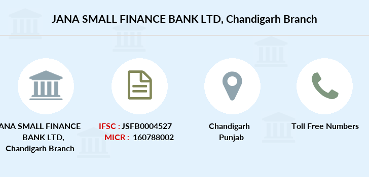 Jana-small-finance-bank-ltd Chandigarh branch