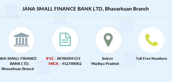 Jana-small-finance-bank-ltd Bhavarkuan branch