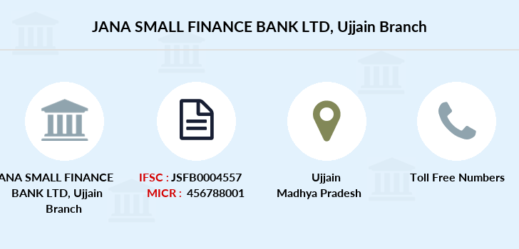 Jana-small-finance-bank-ltd Ujjain branch