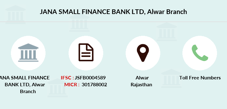 Jana-small-finance-bank-ltd Alwar branch