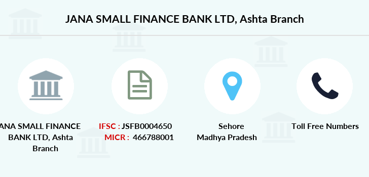 Jana-small-finance-bank-ltd Ashta branch