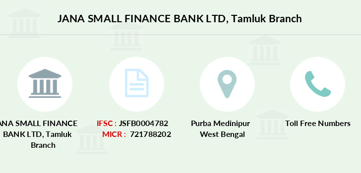 Jana-small-finance-bank-ltd Tamluk branch