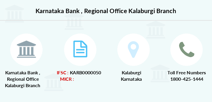 Karnataka-bank Regional-office-kalaburgi branch