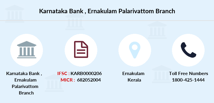 Karnataka-bank Ernakulam-palarivattom branch