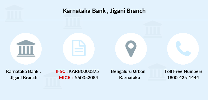 Karnataka-bank Jigani branch