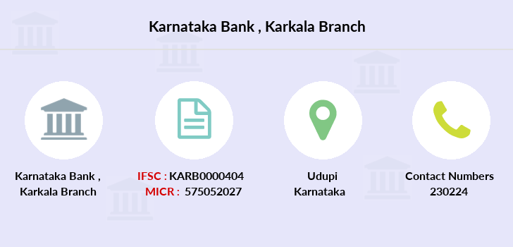 Karnataka-bank Karkala branch