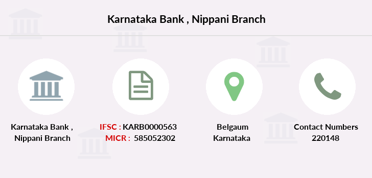 Karnataka-bank Nippani branch