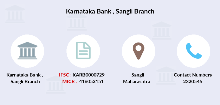 Karnataka-bank Sangli branch
