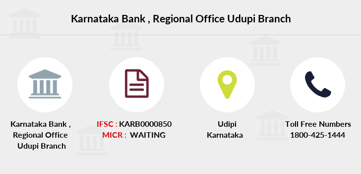 Karnataka-bank Regional-office-udupi branch