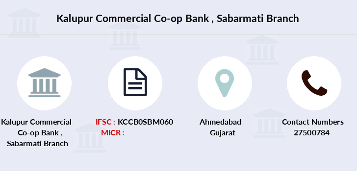 Kalupur-commercial-co-op-bank Sabarmati branch