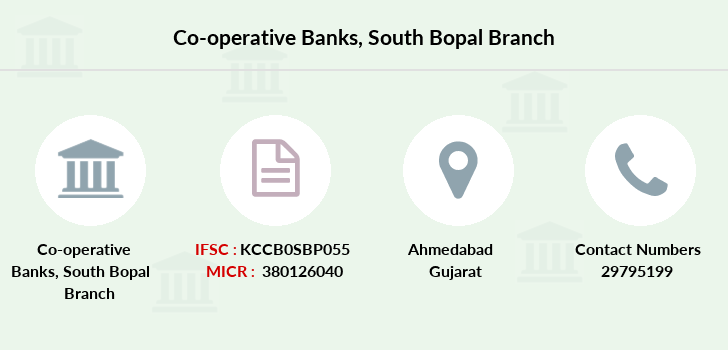 Co-operative-banks South-bopal branch