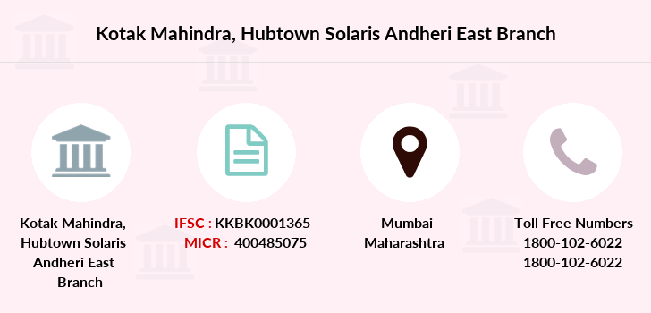 Kotak-mahindra-bank Hubtown-solaris-andheri-east branch