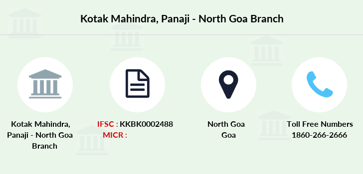 Kotak-mahindra-bank Panaji-north-goa branch