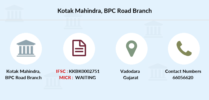 Kotak-mahindra-bank Bpc-road branch