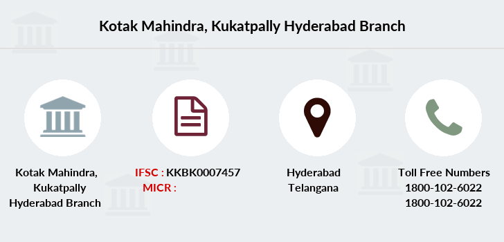 Kotak-mahindra-bank Kukatpally-hyderabad branch