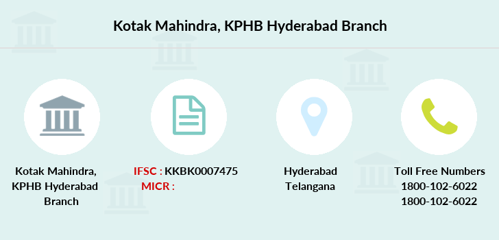 Kotak-mahindra-bank Kphb-hyderabad branch