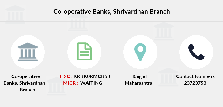 Co-operative-banks Kokan-mercantile-co-op-bank-limited-shrivardhan branch