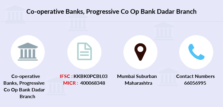 Co-operative-banks Progressive-co-op-bank-dadar branch