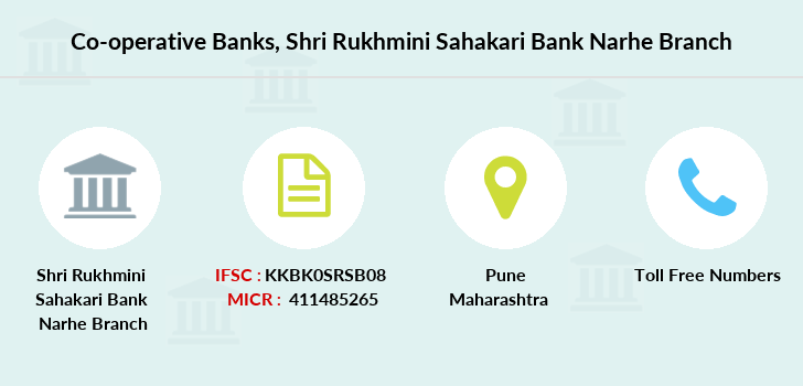Co-operative-banks Shri-rukhmini-sahakari-bank-narhe branch