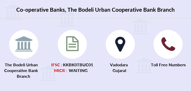 Co-operative-banks The-bodeli-urban-cooperative-bank-limited branch