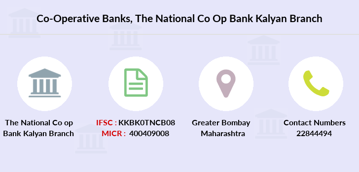 Co-operative-banks The-national-co-op-bank-kalyan branch