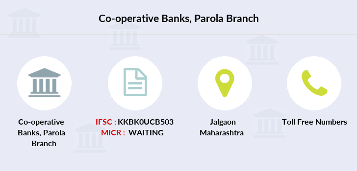 Co-operative-banks The-urban-co-op-bank-limited-parola branch