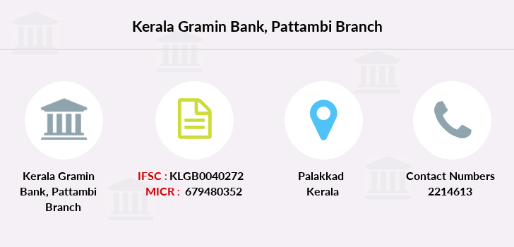 Kerala-gramin-bank Pattambi branch