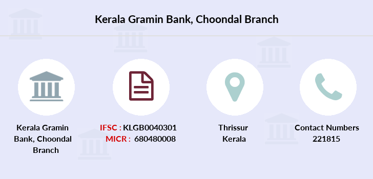 Kerala-gramin-bank Choondal branch