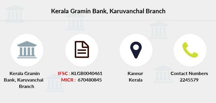 Kerala-gramin-bank Karuvanchal branch