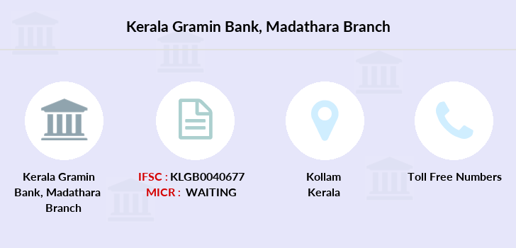 Kerala-gramin-bank Madathara branch