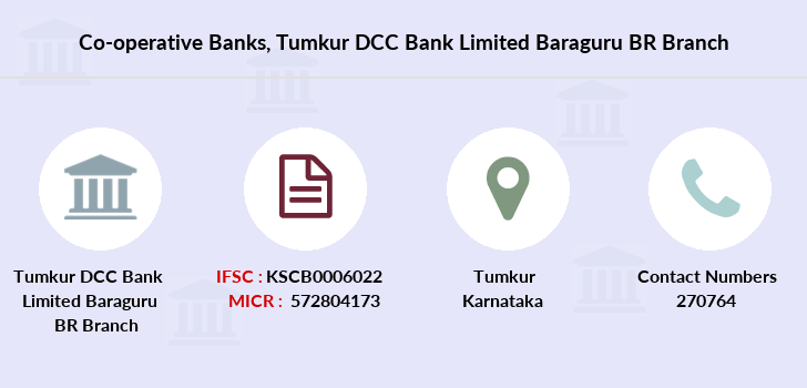 Co-operative-banks Tumkur-dcc-bank-limited-baraguru-br branch