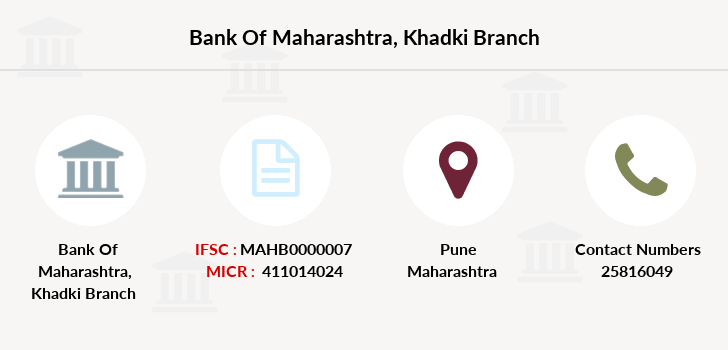 Bank-of-maharashtra Khadki branch