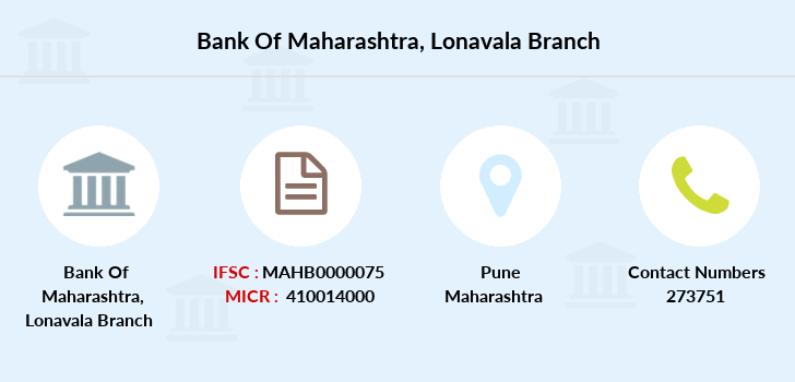 Bank-of-maharashtra Lonavala branch