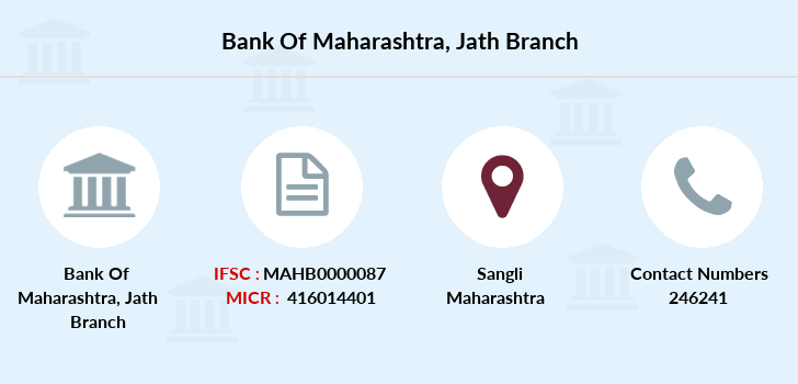 Bank-of-maharashtra Jath branch