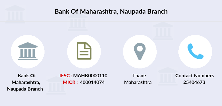 Bank-of-maharashtra Naupada branch