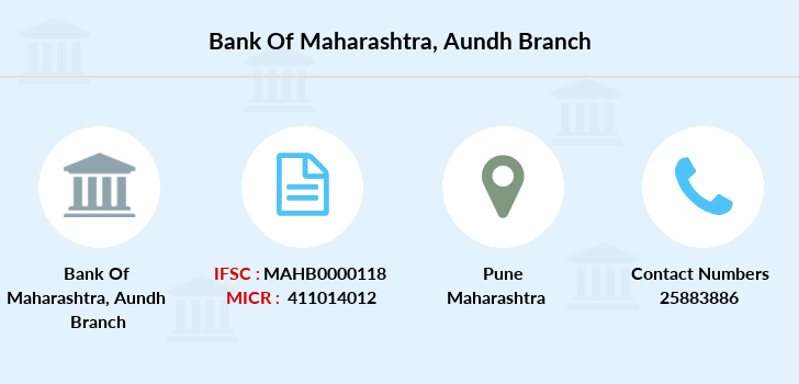 Bank-of-maharashtra Aundh branch