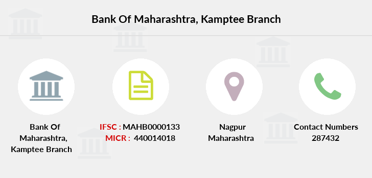 Bank-of-maharashtra Kamptee branch