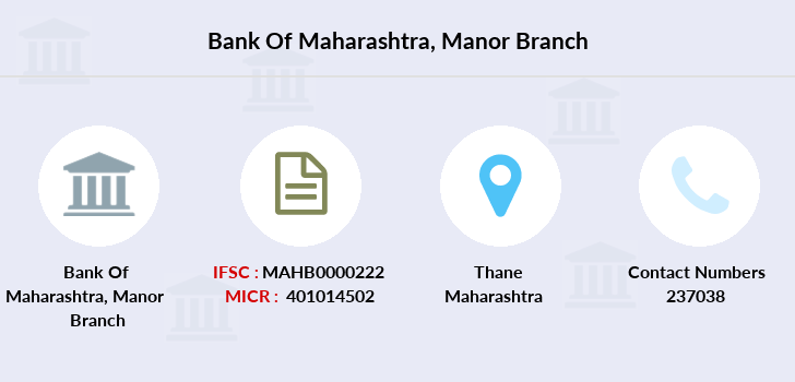 Bank-of-maharashtra Manor branch
