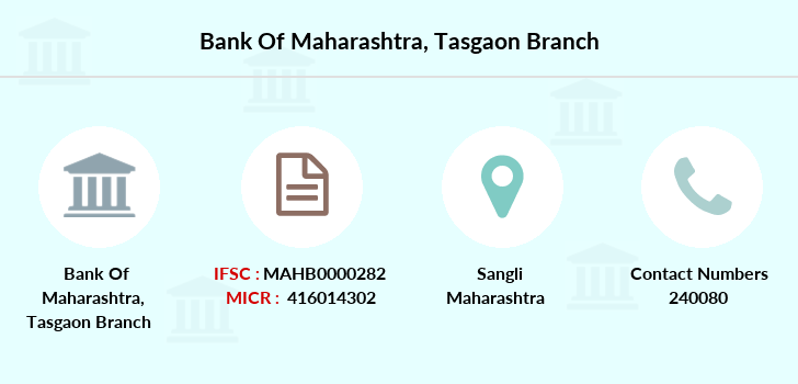 Bank-of-maharashtra Tasgaon branch