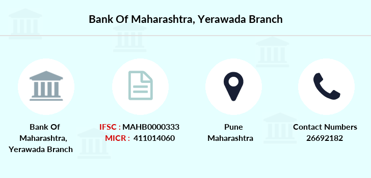 Bank-of-maharashtra Yerawada branch