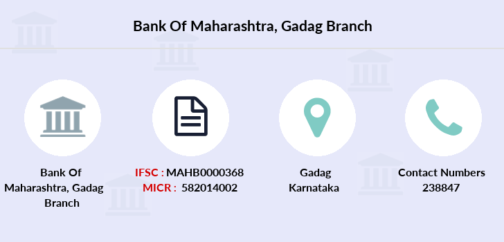 Bank-of-maharashtra Gadag branch