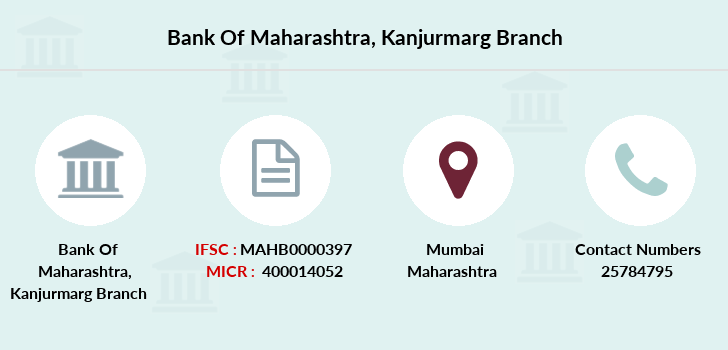 Bank-of-maharashtra Kanjurmarg branch