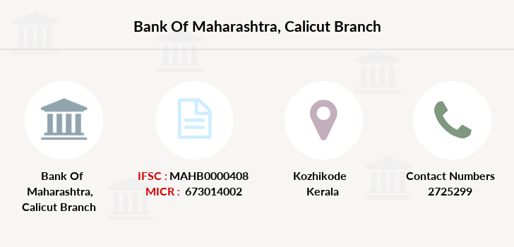 Bank-of-maharashtra Calicut branch