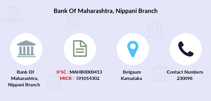 Bank-of-maharashtra Nippani branch